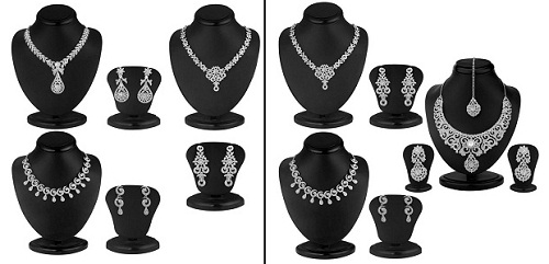 Combo of 3 Necklace Sets