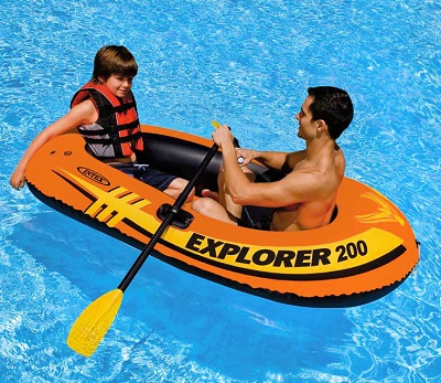 Intex Raft Set