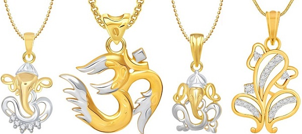Lord Ganesha Pendants