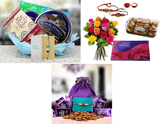Rakhi Chocolate Hampers