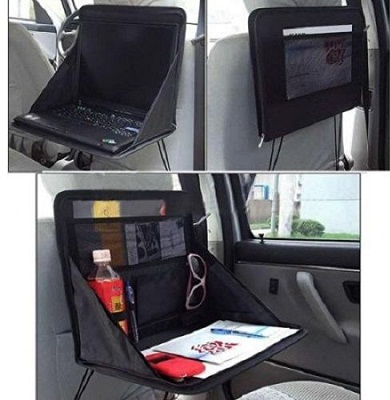 Car Laptop Holder cum Organizer