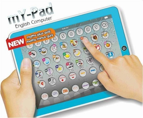 English Learner Tablet