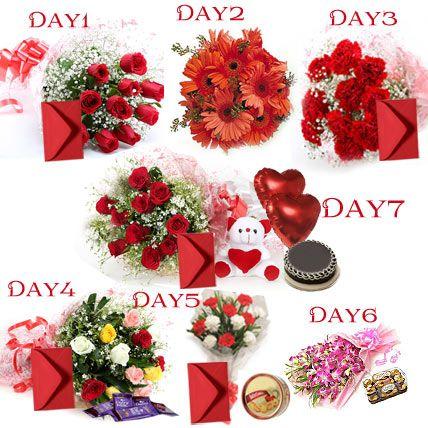 Valentineu0027s Week Gift Combo