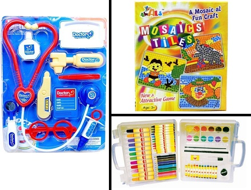 Activity Sets For Your Kids