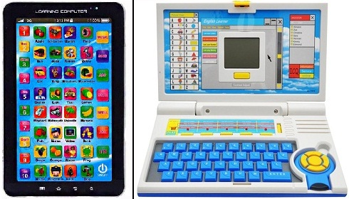 Kids laptop & tablet
