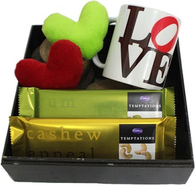 Love Message Tray