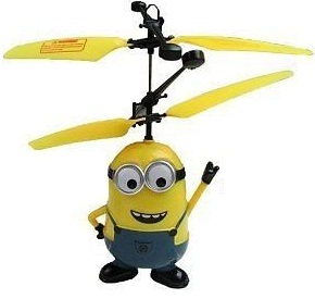 Minions helicopter