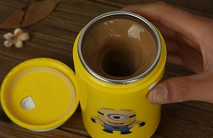 Minions Self Stirring Mug
