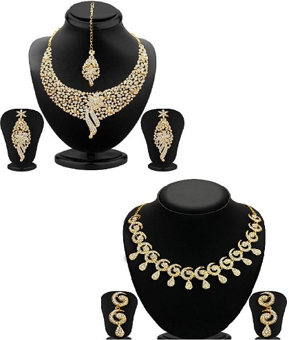 Necklace set combo
