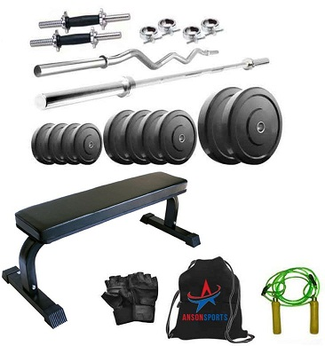 50 Kg Gym Equipment