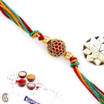 Colourful Rakhi