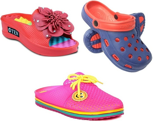 Monsoon footwear