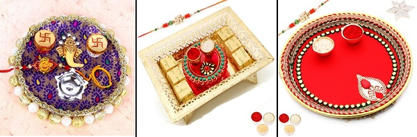 Rakhi Thali Hampers