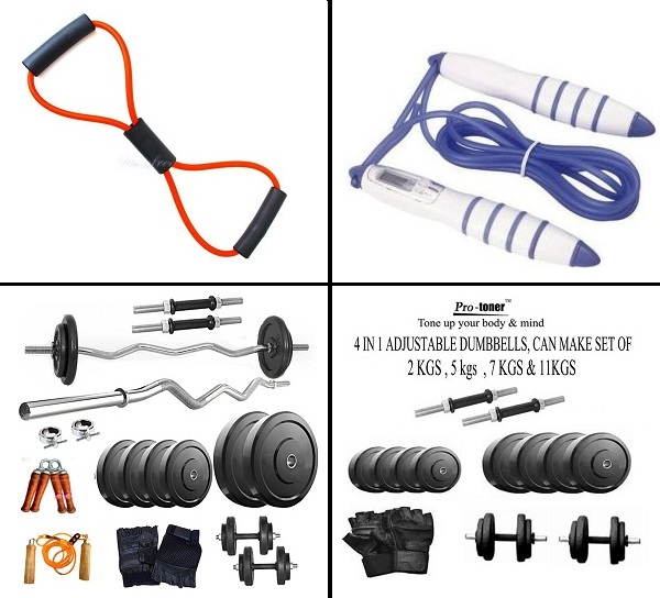 Exercising devices