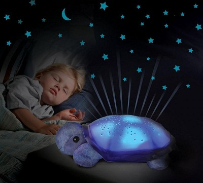 Turtle Projector Lamp