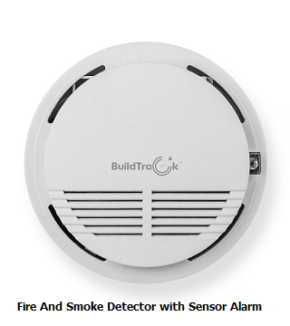 Fire And Smoke Detector Sensor