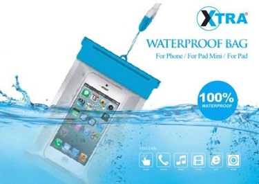 Waterproof mobile cover