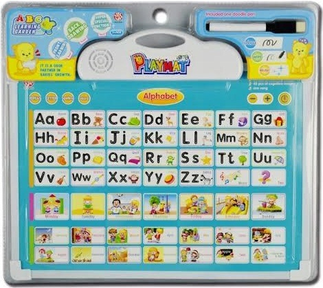 Electronic Learning Board with Doodle Pen