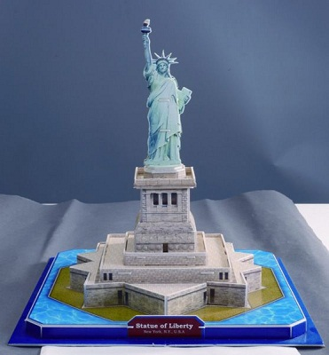 Statue of Liberty DIY Kit