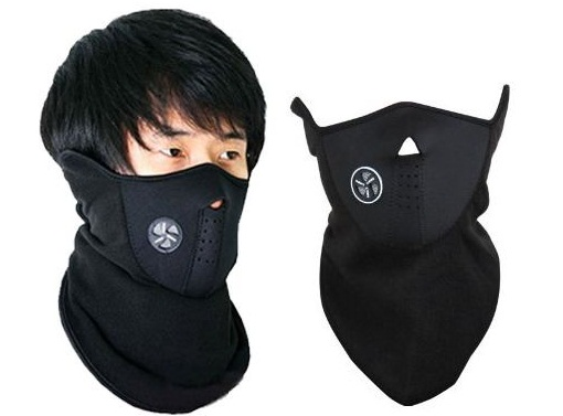 Neck Warmer Face Mask