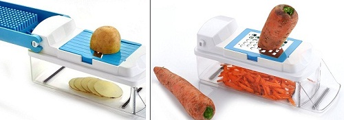 Vegetable and fruit slicer/chopper