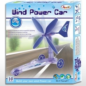 Wind Powered DIY Kit