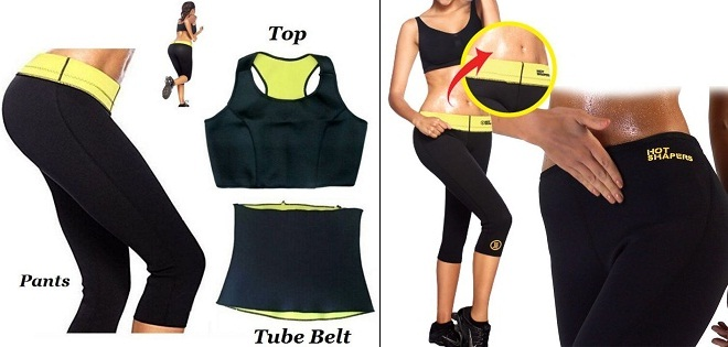 Hot shapers fitness wear