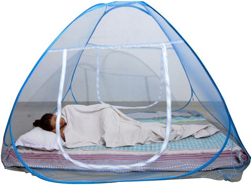 Mosquito net for double bed