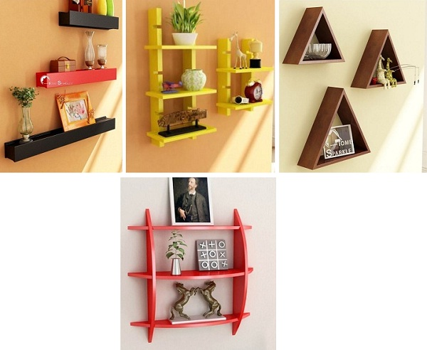 7 Affordable Wall Racks That Will Totally Change The Way