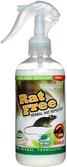 Rat Repellent Spray