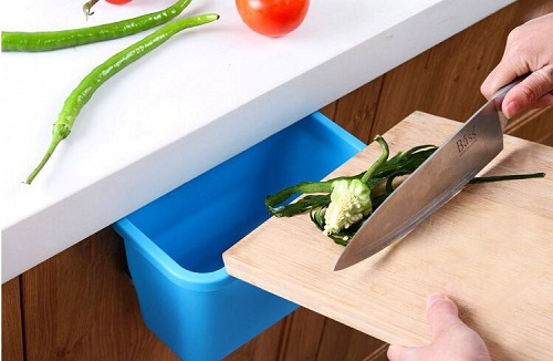 Kitchen Trash Holder