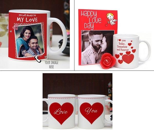 Buy Valentineu0027s Day Mug Under Rs 700