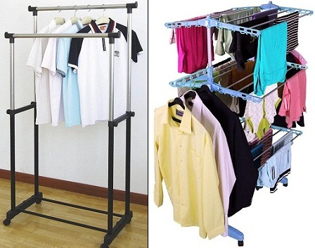 3 easy ways to dry your clothes faster during winter best travel accessories travel bags. Black Bedroom Furniture Sets. Home Design Ideas