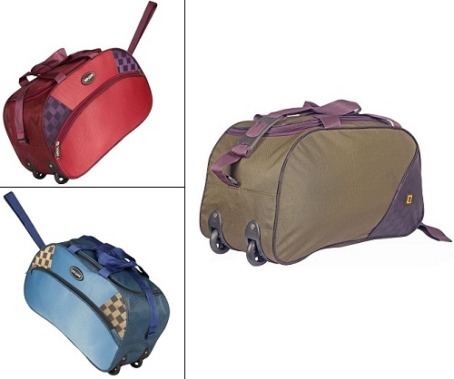 bee65b0025 5 Ideal Travel Bags For Your Next Trip - Best Travel Accessories ...
