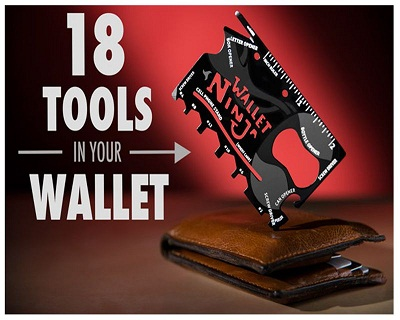 Ninja Wallet Toolkit