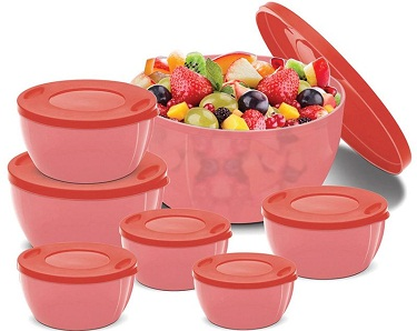 Microwave Safe Containers Set
