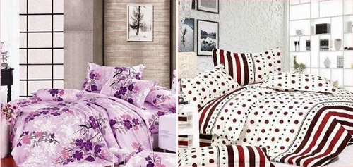 Buy Double Bed Sheets @ Rs 299