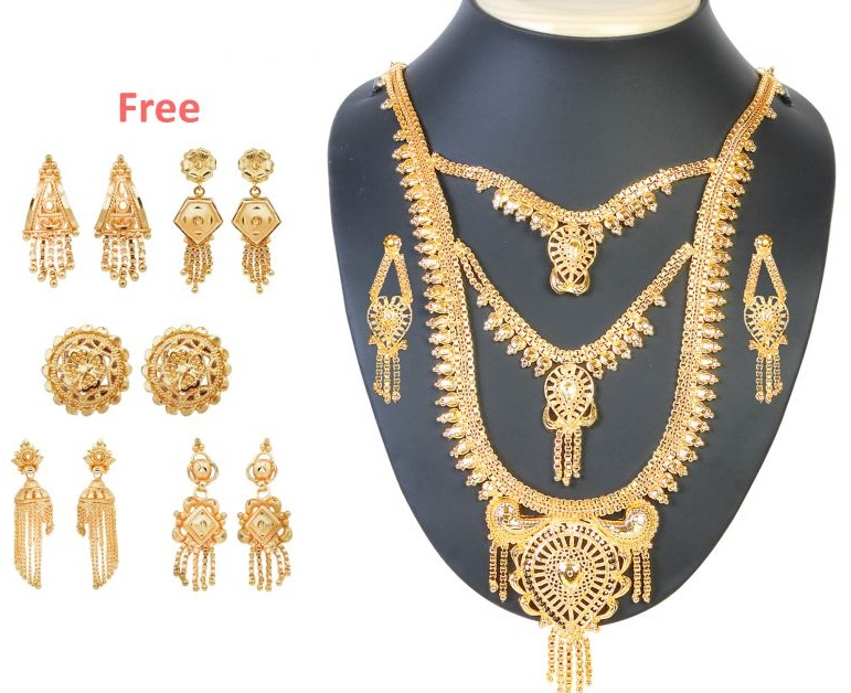 chains gold designs necklace for jewelry women dialywear expensive simple light under weight latest watch