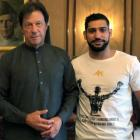 British boxer Amir promises to avenge Pakistan's loss to India