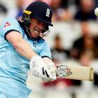 Morgan, England re-write the record books at Old Trafford