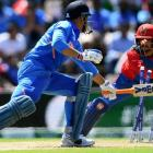 Dhoni faces fans' wrath after slow knock vs Afghanistan
