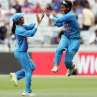 Bowlers help India women complete whitewash against SA