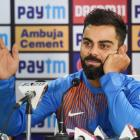 Kohli on Dhoni; why Kuldeep-Chahal were left out