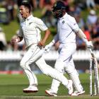 PIX: Batsmen let India down again; NZ in control
