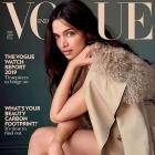 Wow! Deepika goes bared-faced on Vogue cover