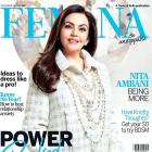 Nita Ambani looks breathtaking on Femina's cover
