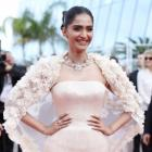 Cannes 2016: Sonam SLAYS it in a caped gown...again!