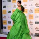 What's Deepika wearing?
