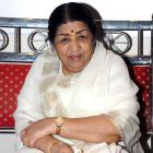 'Lata Mangeshkar's condition critical, improving'