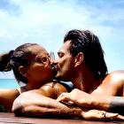 PIX: Bipasha-Karan's holiday in Maldives